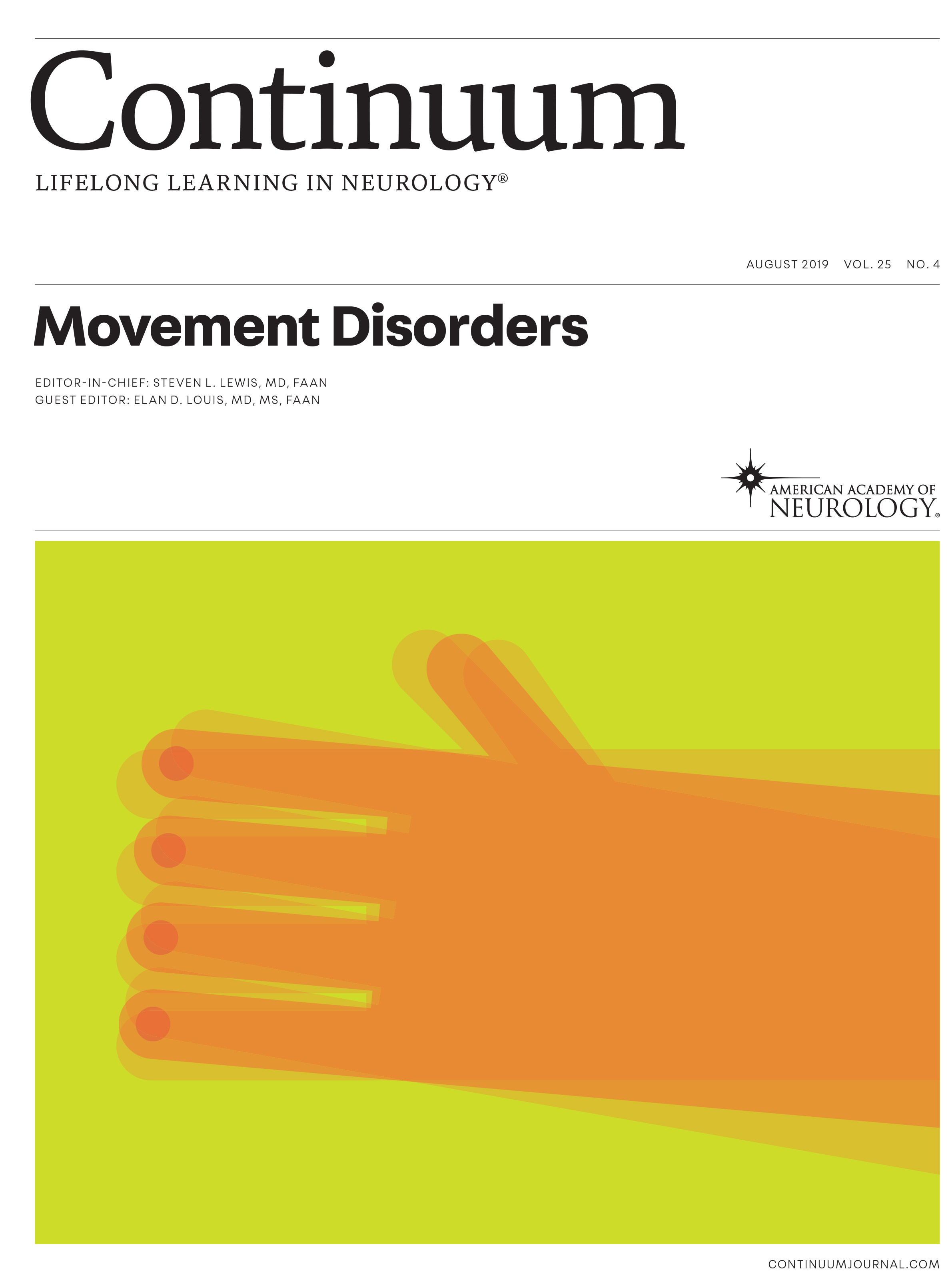 CONTINUUM: Lifelong Learning in Neurology