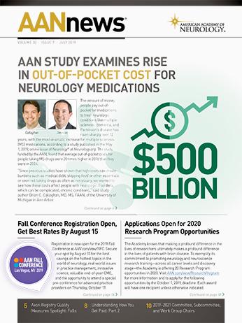 Awards & Fellowships | American Academy of Neurology®