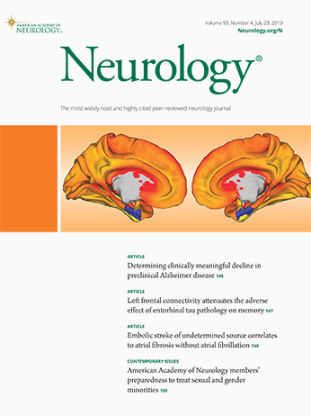 American Academy of Neurology Journals