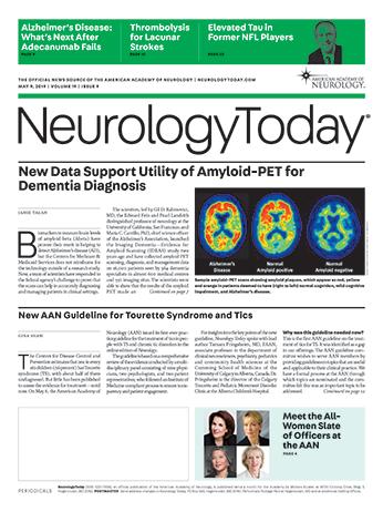 The Neurology News That Mattered: Neurology Today Editorial