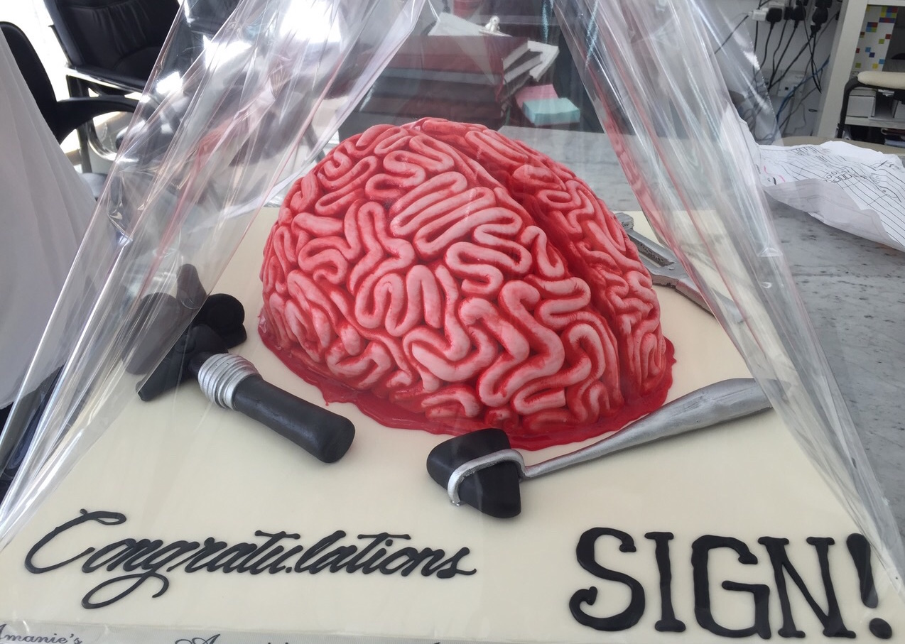 Student interest group in neurology (sIGN)