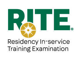 RITE (Residency In-service Training Examination)